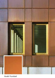 Aurubis Nordic Copper Surfaces For Roofing Amp Cladding