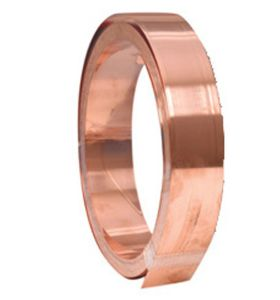Copper Fixing Strip For Copper Lead Roofing And For Use In Moss Prevention