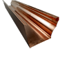 Copper Ogee Gutter